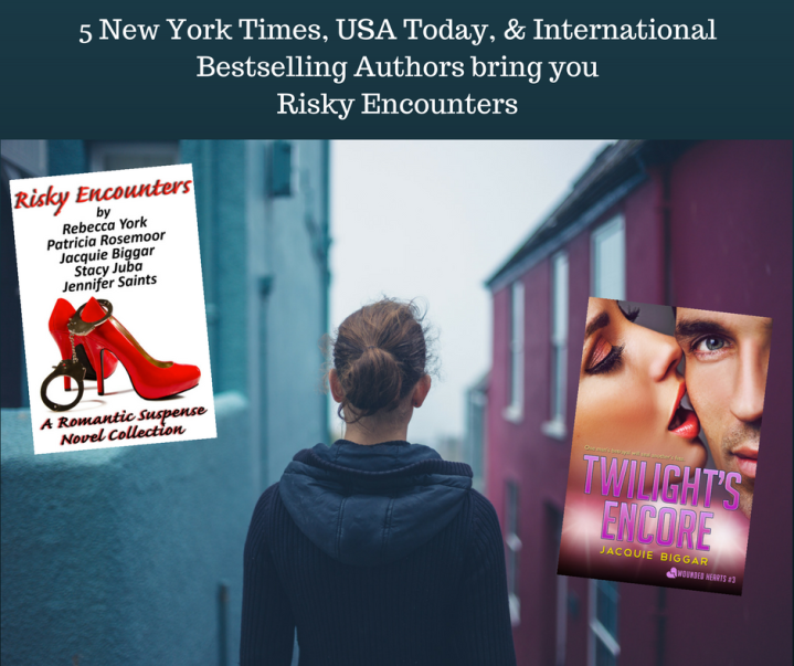 Risky Encounters: A Romantic #Suspense Collection #mgtab #ASMSG