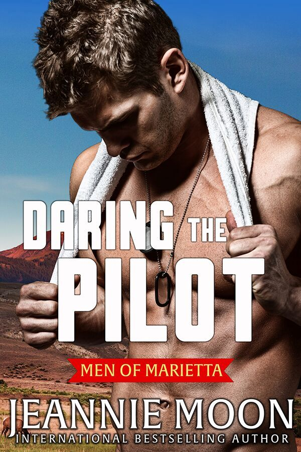 Daring The Pilot by @Jeannie_Moon #amreading #Romance @Barclay_PR @TulePublishing
