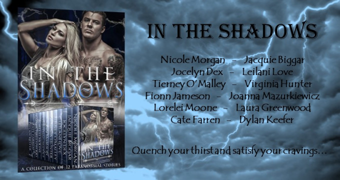 Satisfy Your Craving with In The Shadows! #NewRelease #PNR #mgtab #ASMSG