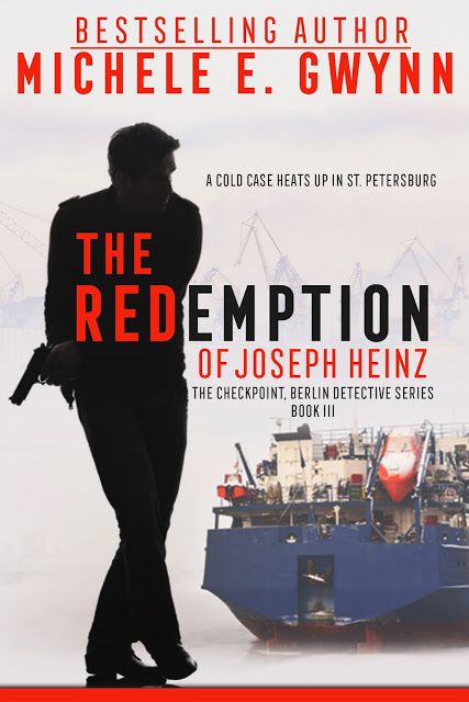 The Redemption of Joseph Heinz by Michele Gwynn #Thriller #Mystery @MoBPromos @MGwynnExaminer