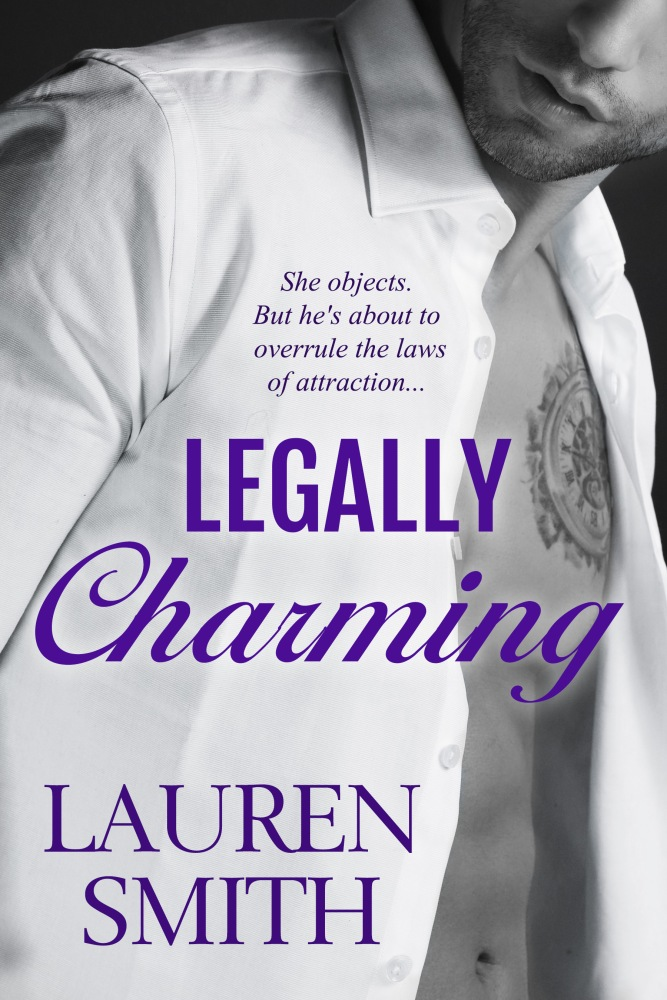 Legally Charming by Lauren Smith #NA #Romance @Barclay_PR @LSmithAuthor