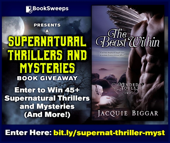 Supernatural #Thrillers and #Mysteries #Giveaway with @BookSweeps