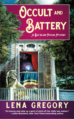 Occult And Battery by Lena Gregory #CozyMystery #amreading @BPICPromos@LenaGregory03