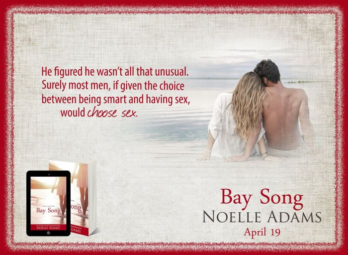 BAY SONG by @NoelleAdams3 + enter the release #giveaway @Barclay_PR#amreading