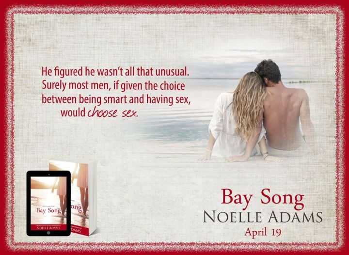 BAY SONG by @NoelleAdams3 + enter the release #giveaway @Barclay_PR #amreading