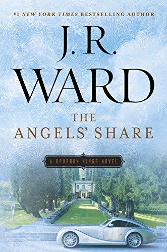 The Angel's Share by J.R. Ward #BookReview #Saga#mgtab