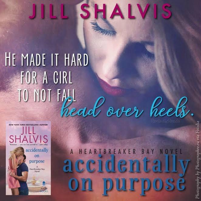 Accidentally on Purpose by @JillShalvis #amreading #Romance #Sale@InkSlingerPR