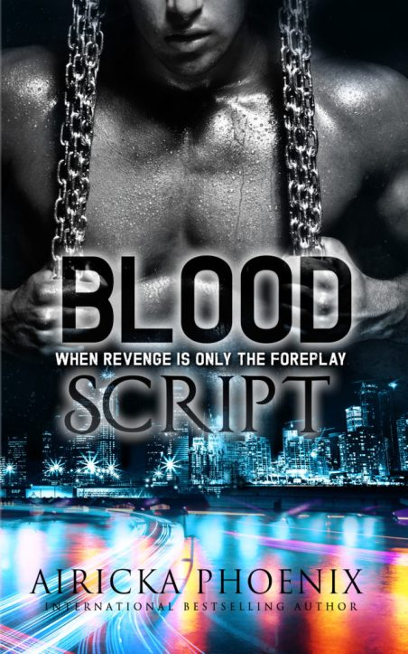 """How easily his eyes could make her forget that he was her captor."" Blood Script by @AirickaPhoenix #EroticRomance @InkslingerPR"