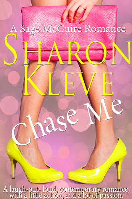 A laugh-out-loud #contemporaryromance Chase Me by Sharon Kleve#amreading