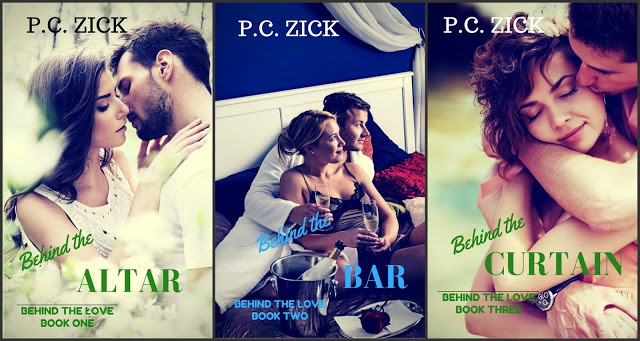 Behind the Love Series by @PCZick #Romance #readme@MoBPromos