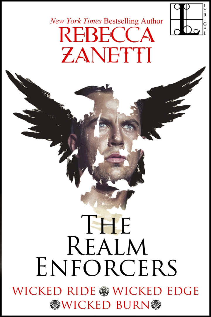 The Realm Enforcers by @RebeccaZanetti #PNR #Romance#mgtab