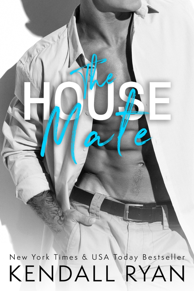 What's sexier than a bad boy? The House Mate by Kendall Ryan #amreading #Romance @InkSlingerPr@KendallRyan1