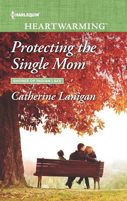 Protecting the Single Mom by Catherine Lanigan @HarlequinBooks @CathLanigan