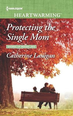 Protecting the Single Mom by Catherine Lanigan @HarlequinBooks@CathLanigan