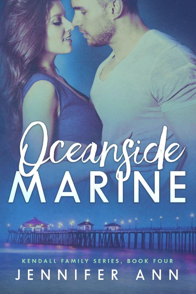 Oceanside Marine by Jennifer Ann #MilitaryRomance #mgtab @Barclay_PR@naumannbooks