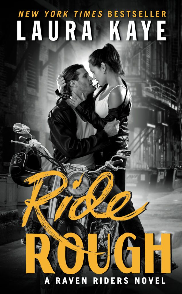 The Raven Riders Series takes you on a new adventure and kicks it into overdrive! Ride Rough by @LauraKayeAuthor #MC#Romance