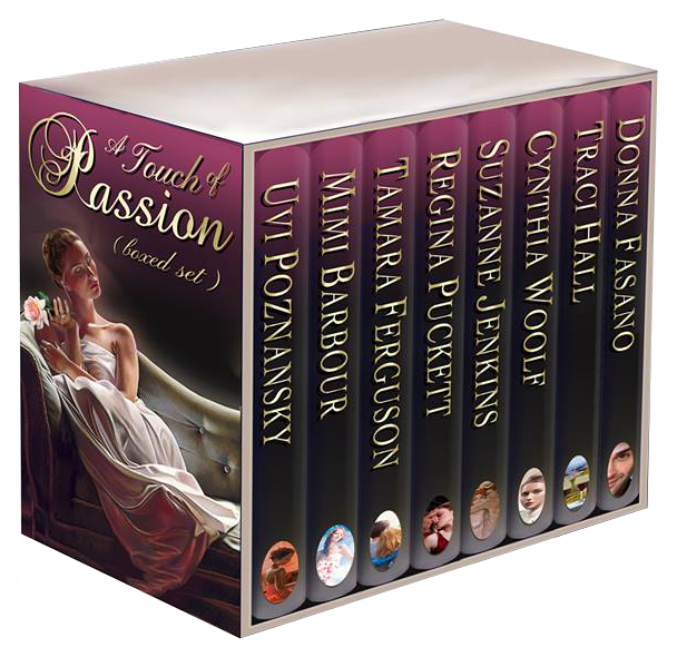Lose yourself in… A Touch of Passion #BoxSet #Romance@MoBPromos