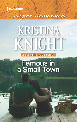 Famous in a Small Town by Kristina Knight @HarlequinBooks #Romance @authorkristina
