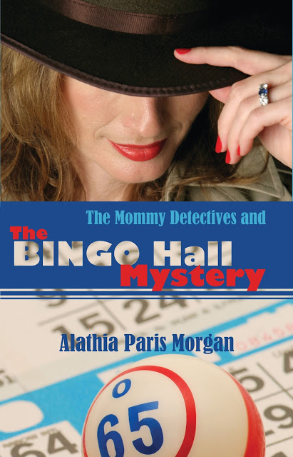 The Mommy Detectives and The Bingo Hall #Mystery #Thriller @MoBPromos @alathiamg