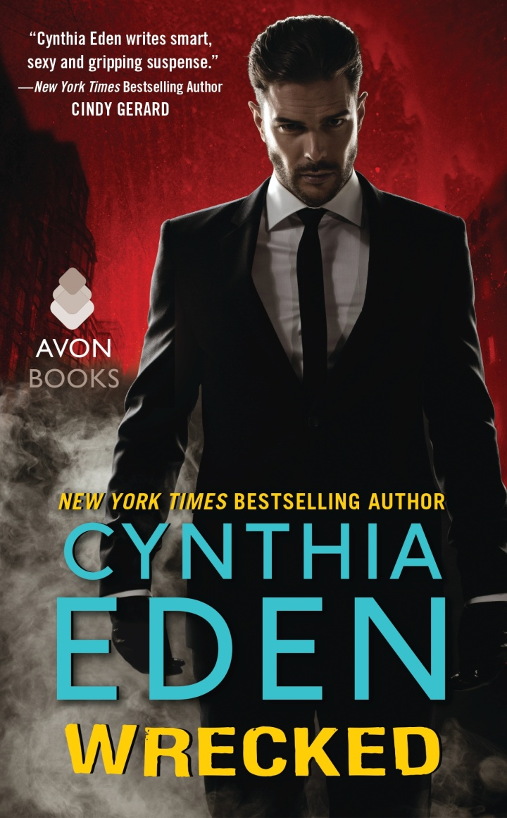 She left him once- Wrecked by @cynthiaeden #amreading #Suspense #Thriller