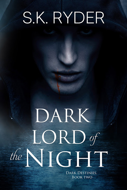Dark Lord of the Night by S.K. Ryder #PNR #Romance @MoBPromos@AuthorSKRyder