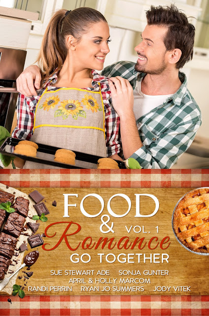 Food and Romance #shortstories #amreading @MoBPromos
