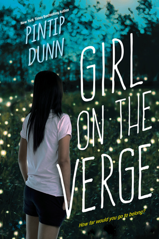 Girl On The Verge by @pintipdunn #BookReview #YA #Suspense @ExpressoReads