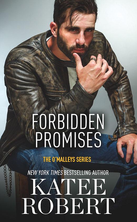 Meet Jude & Sloan! FORBIDDEN PROMISES by @Katee_Robert is now on sale! @Barclay_PR #OMalleys#forbiddenlove
