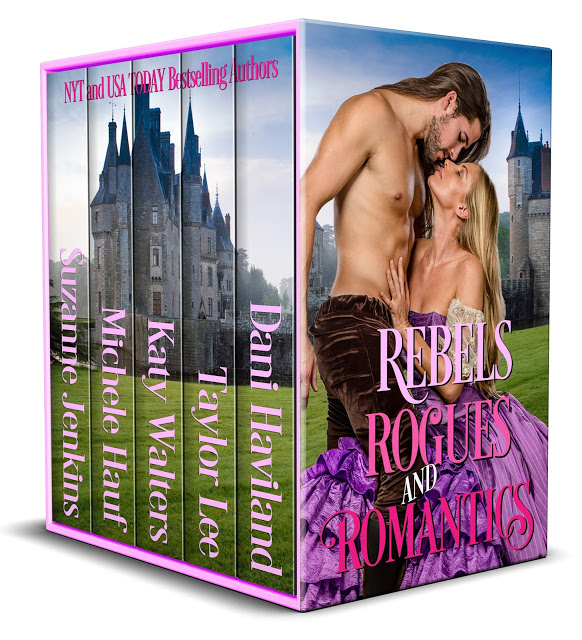 How could I ever resist? Rebels, Rogues, and Romantics #Historical #BoxSet #mgtab @MoBPromos