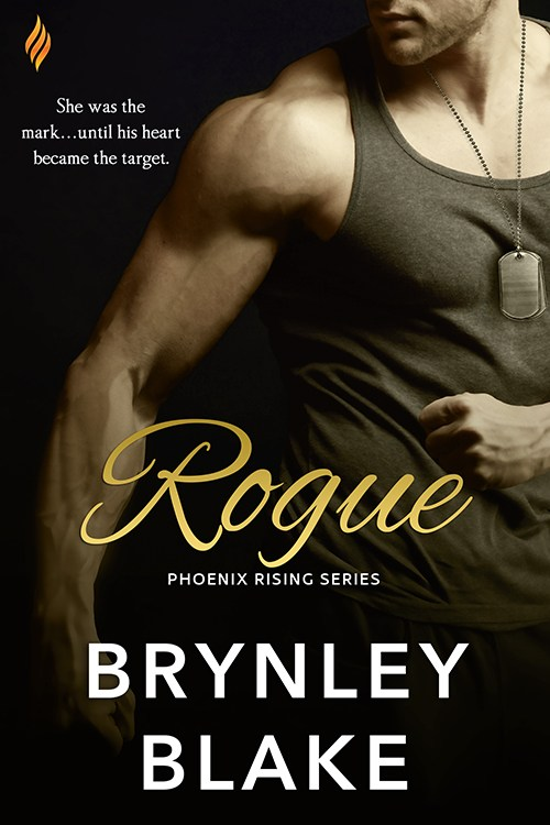 She was the mark until his heart became the target: Rogue by Brynley Blake #Romance #mgtab @AuthorBrynleyB