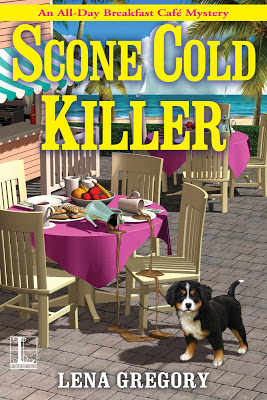 Scone Cold Killer by @LenaGregory03 #CozyMystery #amreading #mgtab @BPICPromos