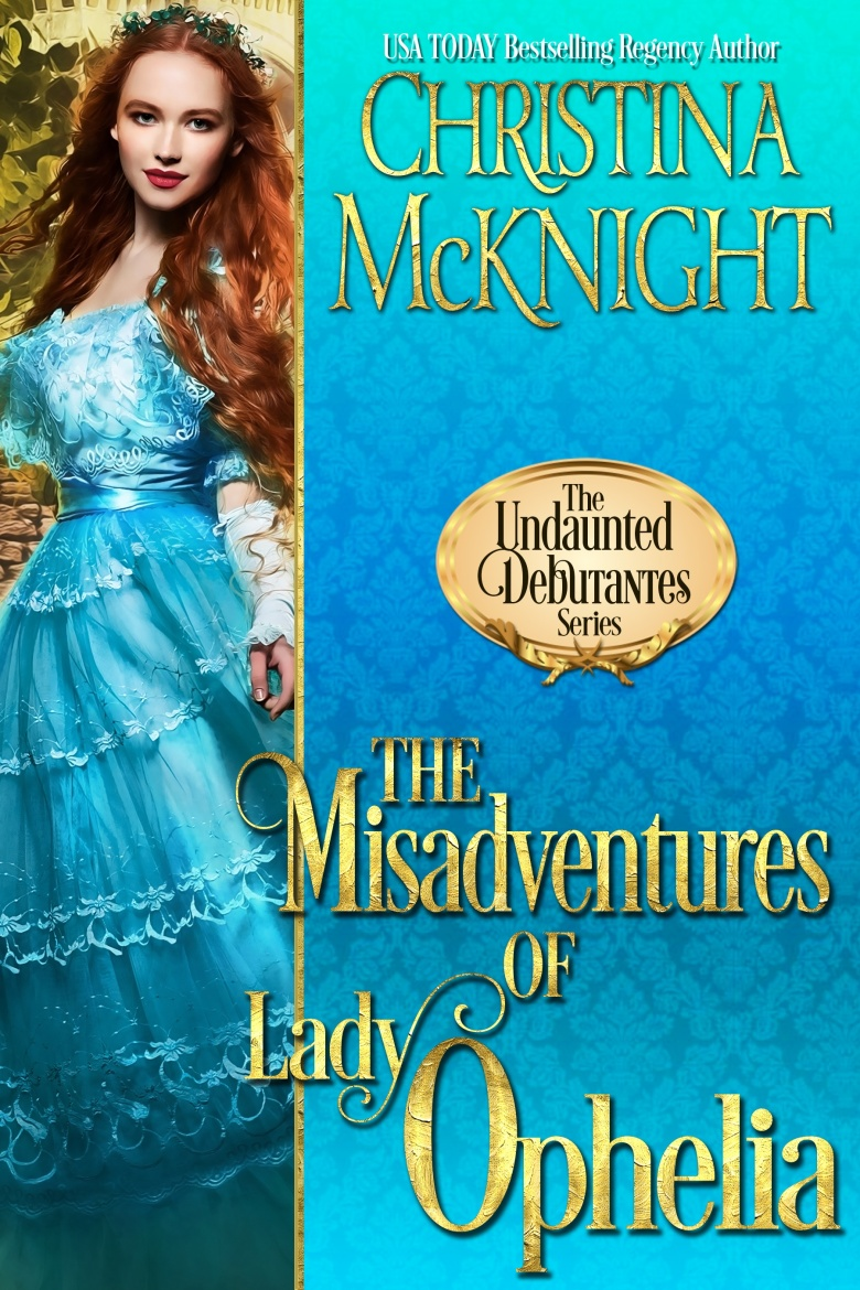 The Misadventures of Lady Ophelia Cover