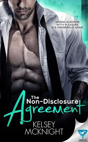 The Non-Disclosure Agreement by Kelsey McKnight #Romance #NewRelease @kelseymmck @ExpressoReads