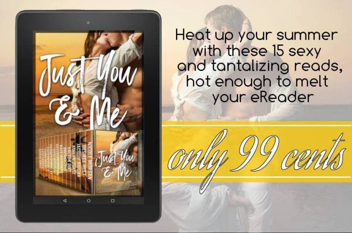 15 great #romancebooks from today's hottest authors, order Just You And Me now for only #99cents #mgtab books2read.com/JustYouAndMebox