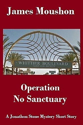 Operation No Sanctuary by James Moushon #Mystery #Suspense @jmbhbs