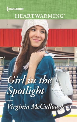 Girl in the Spotlight by Virginia McCullough #HeartwarmingRomance #amreading @PrismBookTours @VEMcCullough
