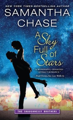 The stars are about to align in… A Sky Full of Stars by @SamanthaChase3 #Romance #Summerreading @InkSlingerPR