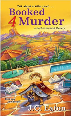 Booked 4 Murder J.C. Eaton #CozyMystery #SummerReads @BPICPromos @JCEatonauthor