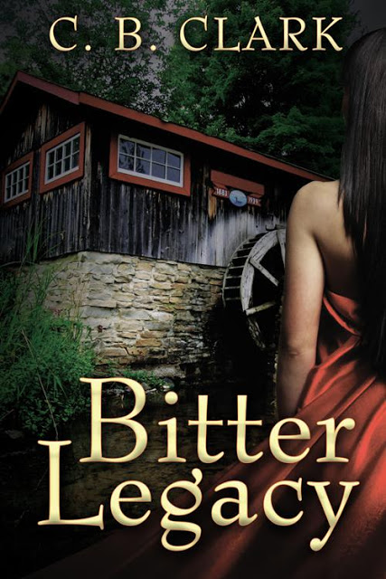 Bitter Legacy by C.B. Clark #RomSuspense #amreading @MoBPromos@cbclarkauthor