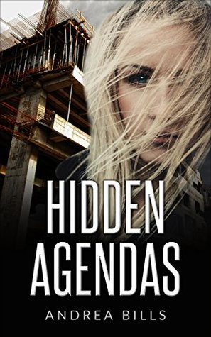 Hidden Agendas by Andrea Bills #amreading #RomSuspense @ExpressoReads