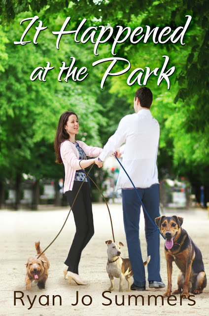 It Happened at the Park by @RyanJoSummers #RomCom #Summerreads @MoBPromos
