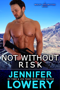He always keeps his promises… Not Without Risk by Jennifer Lowery #RomSuspense #MilitaryRomance #mgtab @JLoweryauthor