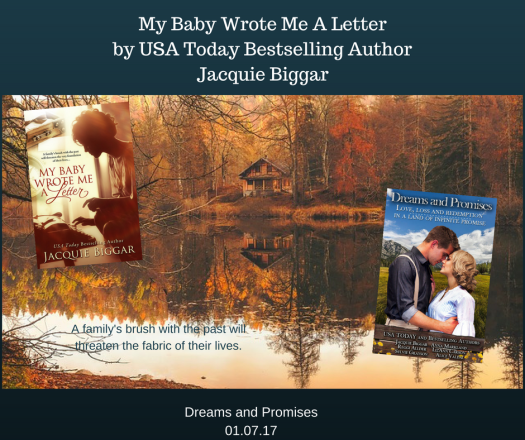 My Baby Wrote Me A LetterA family's brush with the past will threaten the fabric of their lives.