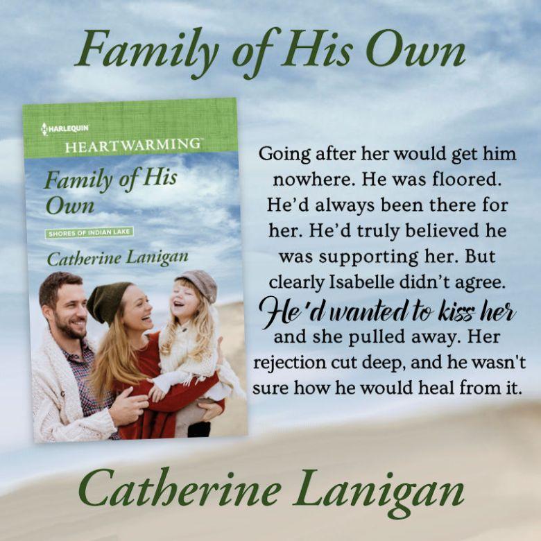 Teaser 1 - Family of His Own