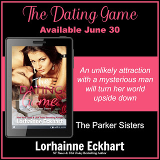 The Dating Game by Lorhainne Eckhart #WomensFiction #FamilySaga @BPICPromos @LEckhart