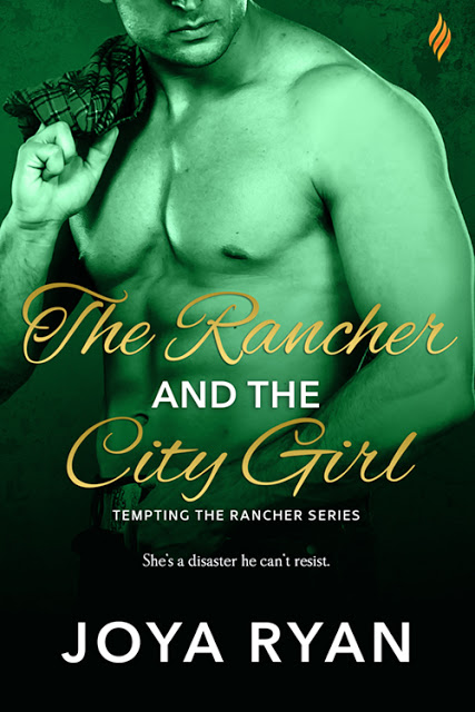 The Rancher and The City Girl by Joya Ryan #WesternRomance #amreading @JoyaRyanAuthor @MoBPromos