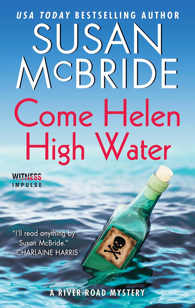 Come Helen High Water by Susan McBride #CozyMystery #NewRelease @SuzMcBrideBooks @GoddessFish
