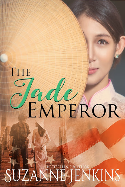 The Jade Emperor by @SuzanneJenkins3 #Romance #Summerreads #mgtab@MoBPromos