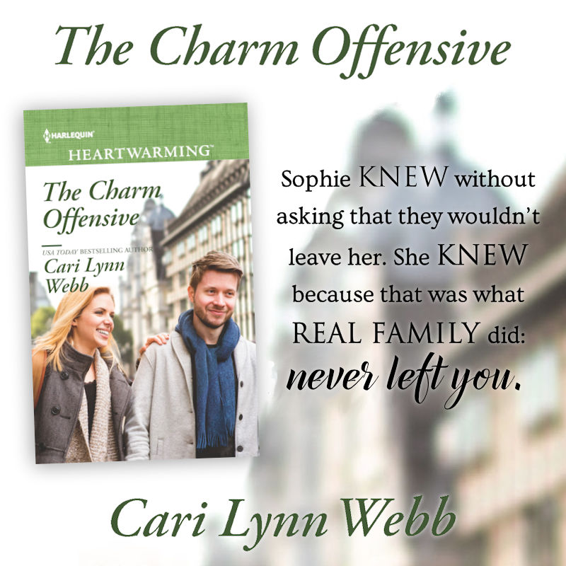Teaser - The Charm Offensive