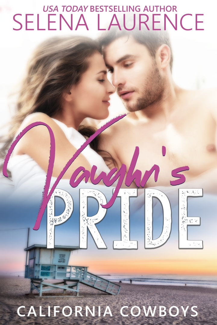 She's waited a lifetime… Vaughn's Pride by @SelenaLaurence #CoverReveal #Romance@Barclay_PR